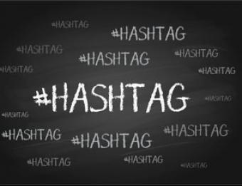 # Hashtags Anyone?