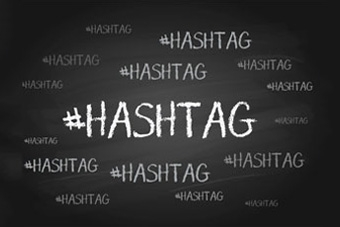 # Hashtags Anyone?