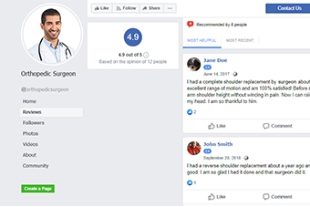 A Facebook Business Page Can Help Grow Your Practice