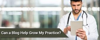 Can a Blog Help Grow My Practice?
