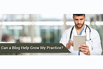 Can a Blog Help Grow My Practice?