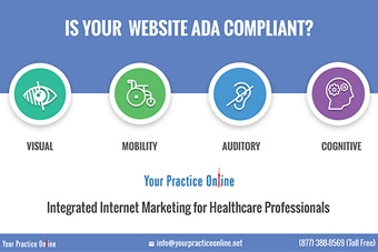 Is Your Medical Website ADA Compliant?