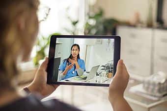 The Critical Role of Telehealth During COVID-19 Crisis